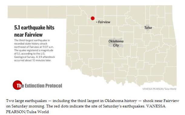 Quake Oklahoma