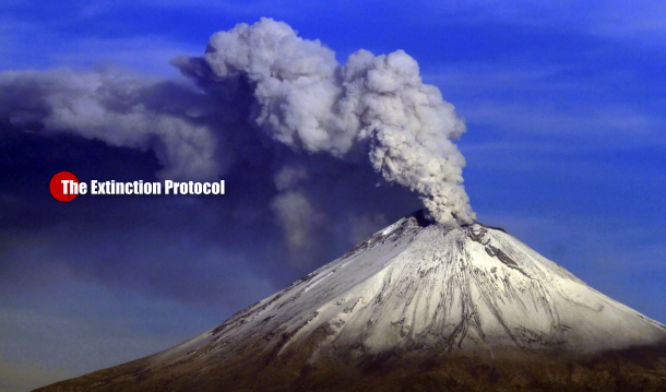 Mexicos Popocatepetl Volcano At High Risk For Exploding The - Active volcanoes in mexico