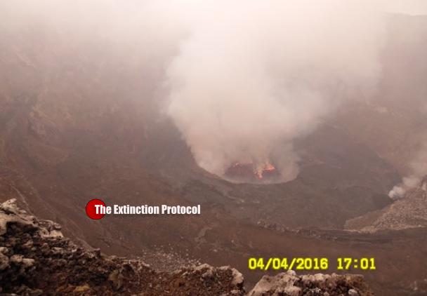 African Volcano