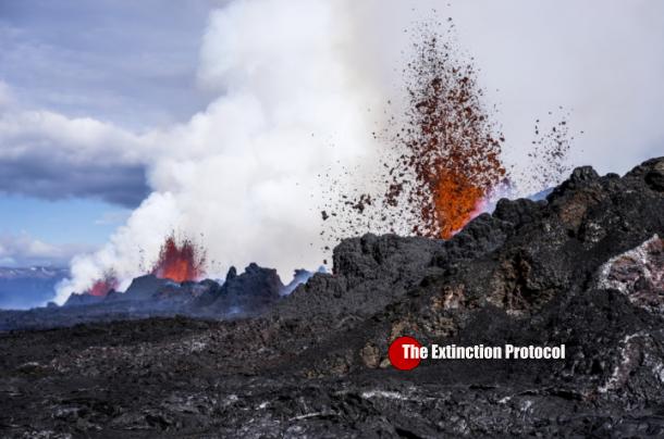 Barabunda Volcano
