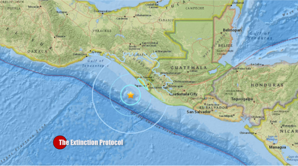 Strong 6.0 magnitude earthquake rocks Mexico's Southern Coast Mexico-6-quake
