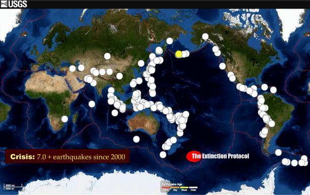 The Earthquake/Seismic Activity Log #2 - Page 2 Usgs