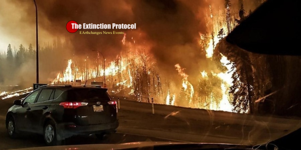 UPDATES ~ Alberta Wildfire Canada-fire-apoc