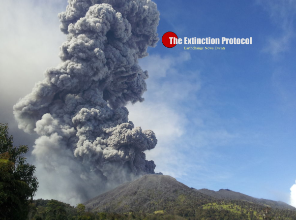 May 2016 COSTA RICA The Strong Eruption By Volcano Turrialba At 0119 Local Time Affected A Great Part Of Costa Rican Capital