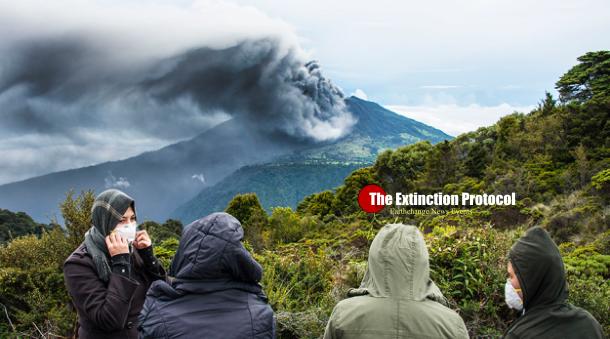 Costa Rica Volcano 3
