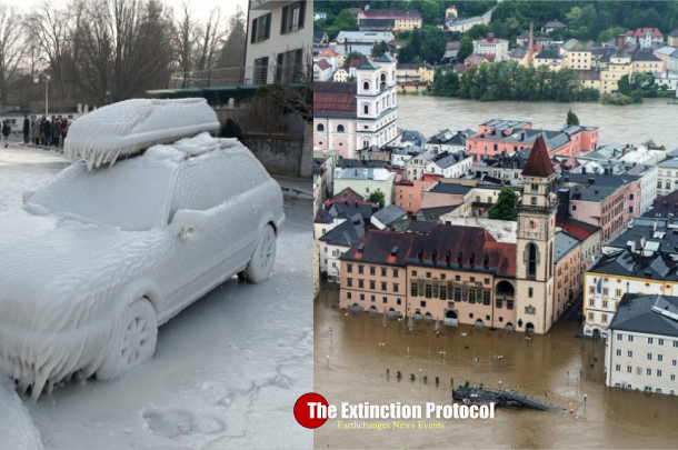 Europe Climate Extreme