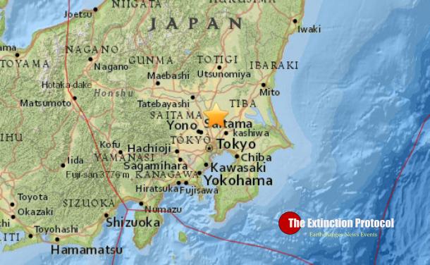 Japan Quake May 16