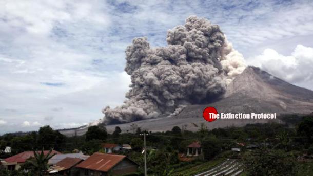 AA Volcano
