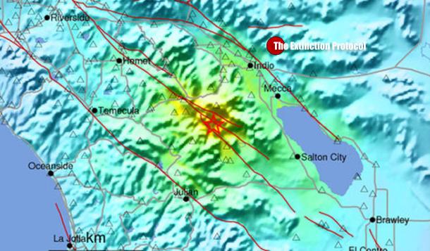 5.2-magnitude desert earthquake shakes Southern California Ca-eq