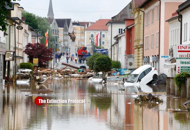 Flooding Europe