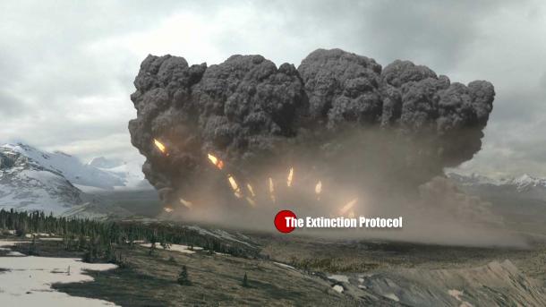 A Supervolcano