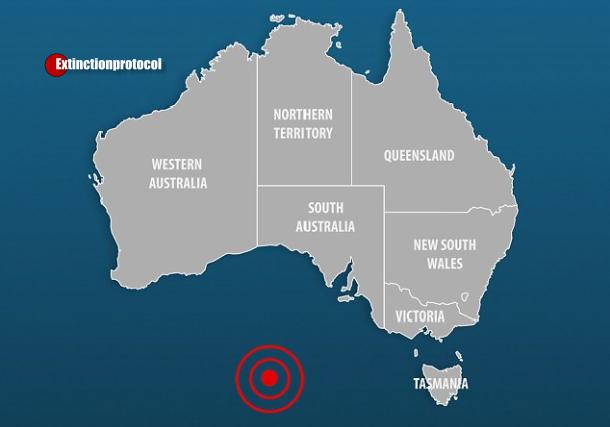 Australia EQ