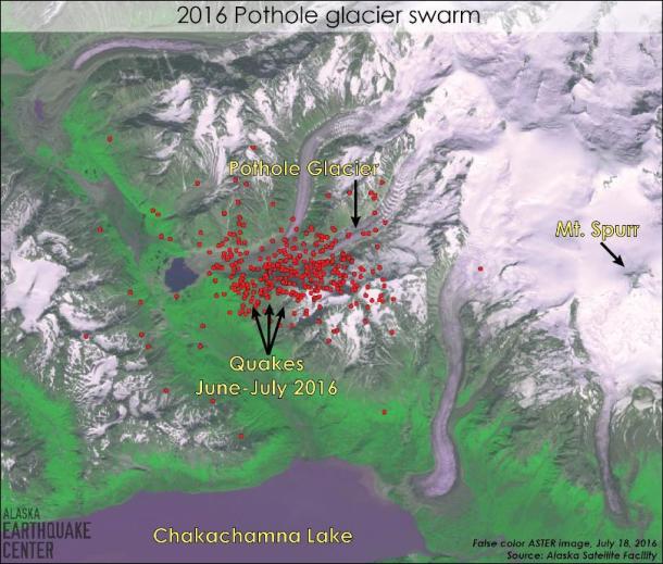 Alaska Quakes