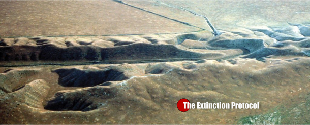 A second fault line running parallel to San Andreas has just been identified San-andreas