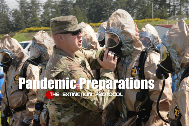 COVID-19: US military prepping for coronavirus pandemic plus MORE Army
