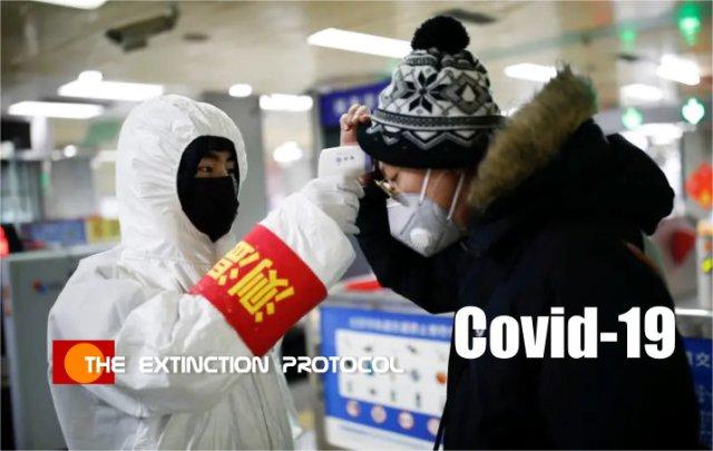 COVID-19: Coronavirus continues its race across the globe Asymptomatic