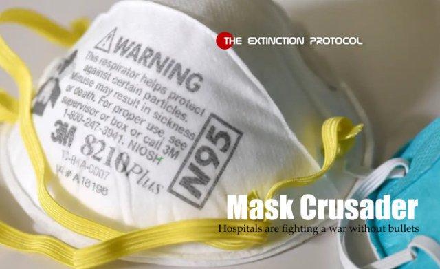 Mask Crusader