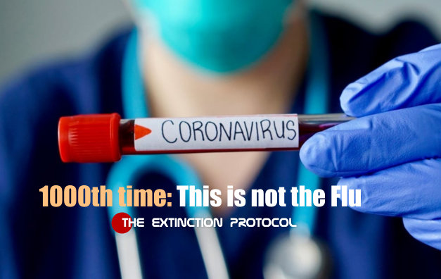 COVID19 UPDATES - Italy's healthcare system on the brink of collapse plus MORE Not-the-flu