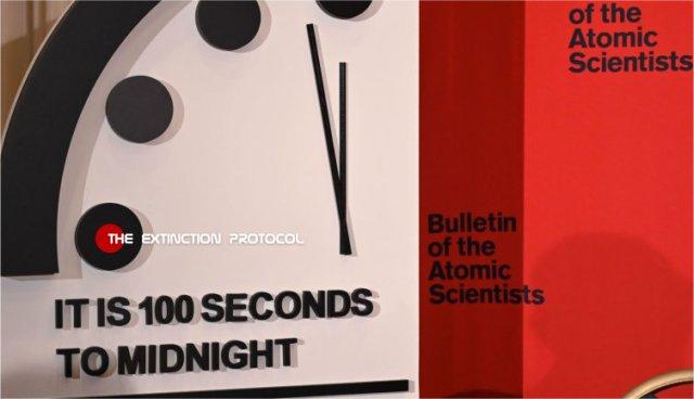 000 Doomsday Clock A