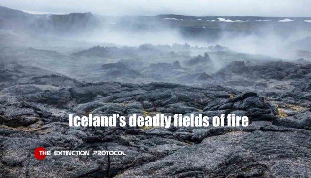 000 Iceland Fire Fields