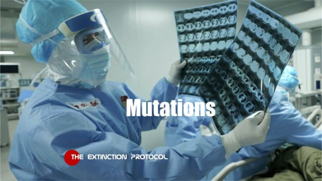 New study finds coronavirus has mutated into at least 30 different strains  00000-mutations