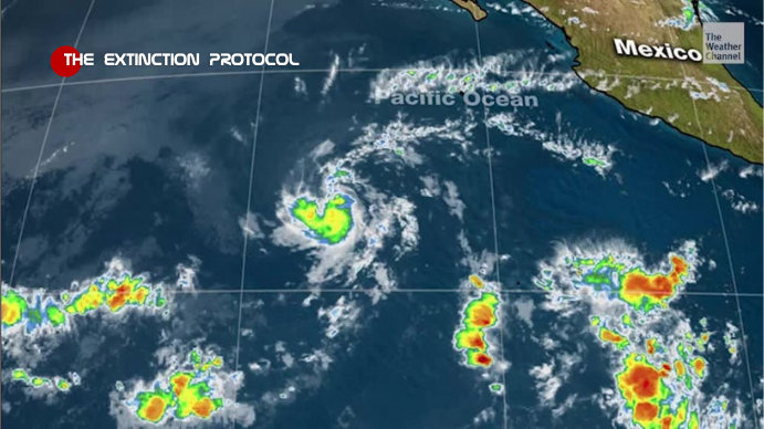 Climate Watch Earliest Recorded Tropical Cyclone On Record Forms In The Eastern Pacific The Extinction Protocol