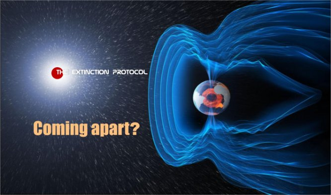 The mysterious anomaly weakening Earth's magnetic field seems to be splitting 0000000-earths-mag-f