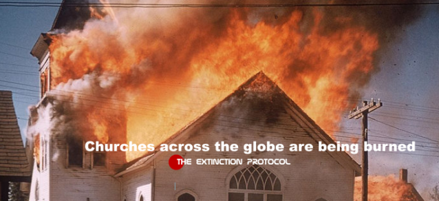 Church Arson